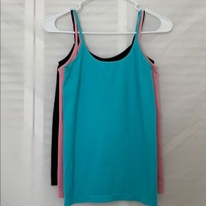 The Limited (3) Camisoles Size M